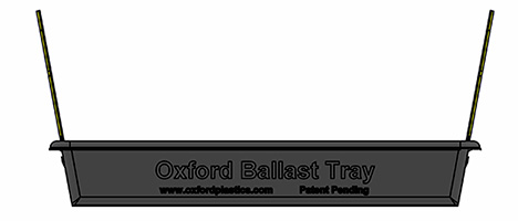 Ballast Tray Avalon Large