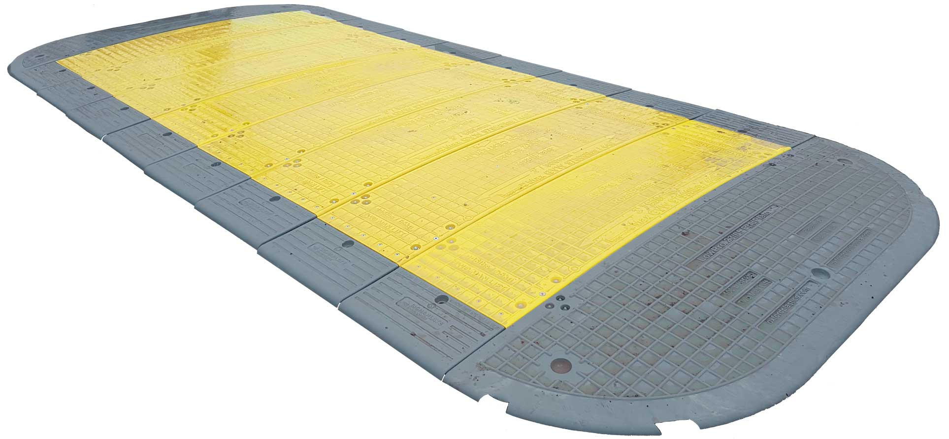 LowPro 23/05 Composite Road Plate